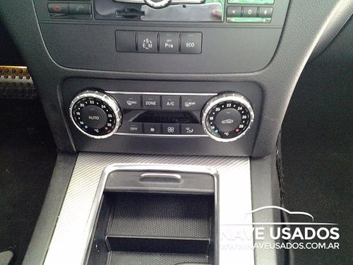 mercedes benz glk 300 cuatromatic amg 2013 plata 5 puertas