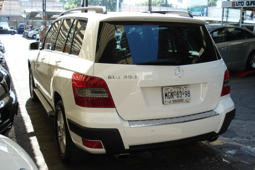 mercedes benz glk 350 sport 2009. impecable.