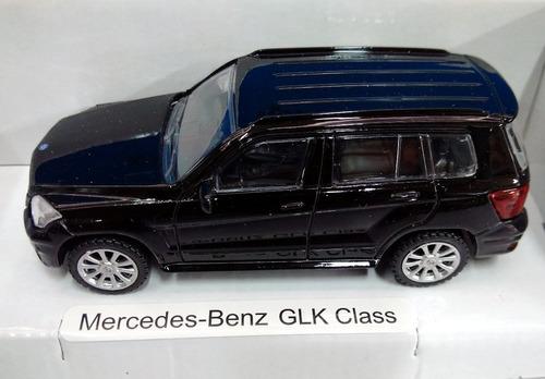 mercedes benz glk class 1/43 rastar