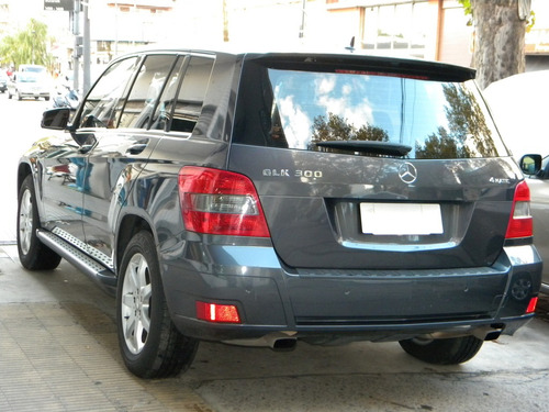 mercedes benz glk300 4matic 2012