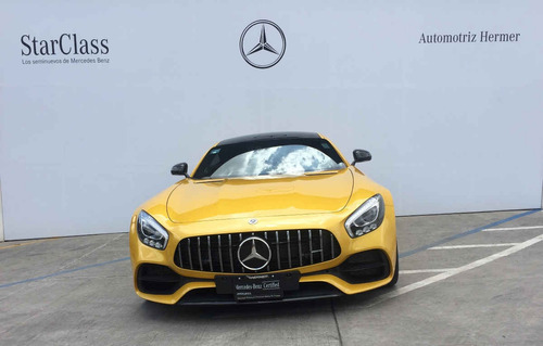 mercedes-benz gt amg  2019 2p s v8/4.0/t aut