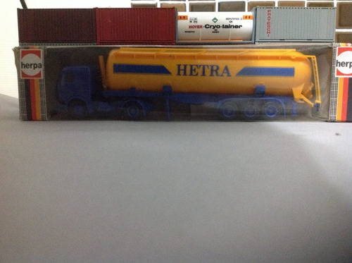 mercedes-benz - hetra / herpa