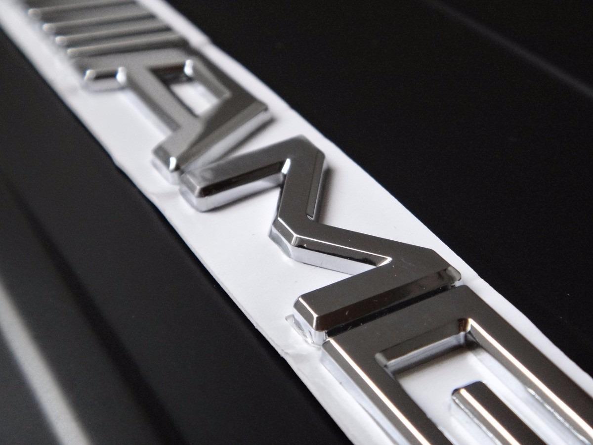 Emblema amg insignia mercedes benz en mercado for Mercedes benz insignia