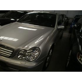 Mercedes Benz Kompressor C200 Sport