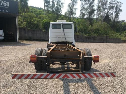 mercedes benz l 1318 - no chassi - fernando caminhões