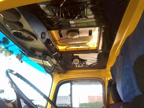 mercedes benz l1316 om 352 a ano 86 truck-bau -valor $80.000