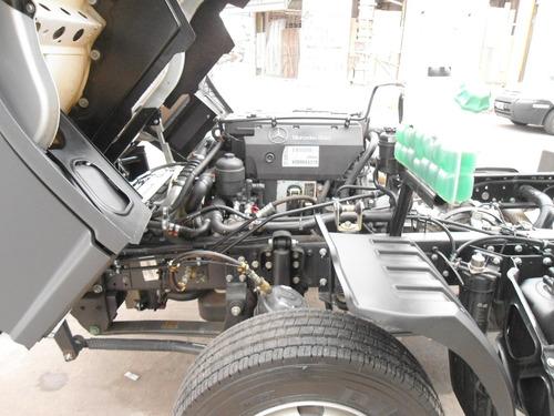 mercedes-benz livianos accelo 815 / 39 cabina extendida 0km