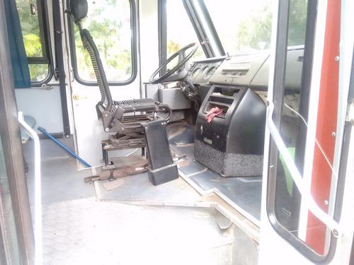 mercedes benz lo 814 automatico