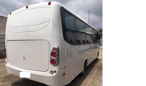 mercedes benz lo 915 minibus 24+1 saldivia 2013 impecable