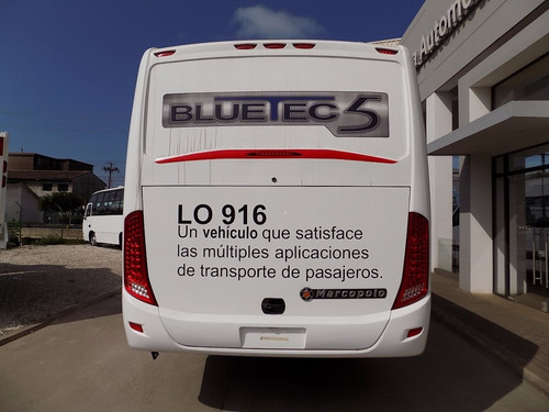 mercedes benz lo 916 chasis