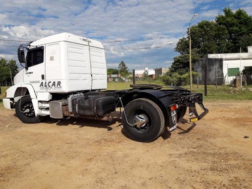 mercedes benz ls 1634 tractor