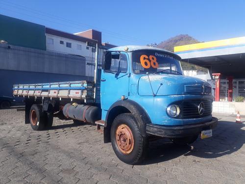 mercedes-benz mb 1111 ano 68 com motor 1113