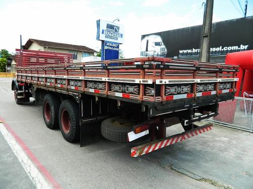 mercedes-benz mb 1113 1970 truck, 6x2, carroceria
