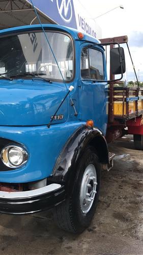 mercedes-benz mb 1113 1976/1977 carroceria