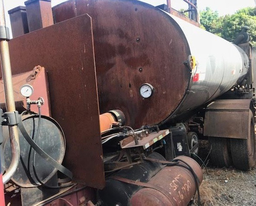 mercedes-benz mb 1113 caminhão espargidor
