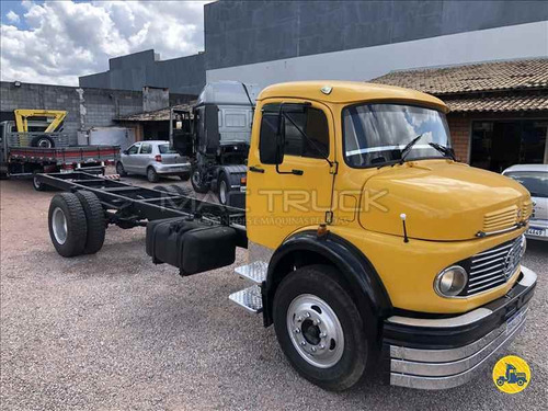 mercedes-benz mb 1113 chassis