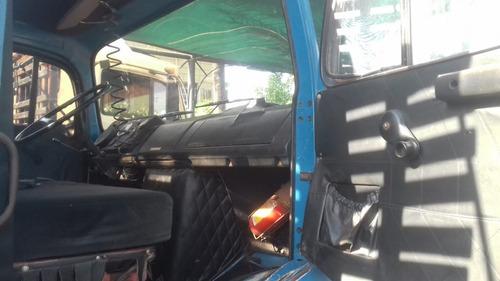 mercedes-benz mb 1113 toco 4x2 motor 1317, carroceria ok
