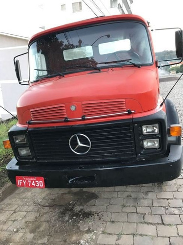 mercedes-benz mb 1113 toco chassi turbo hidr. esrtc. ar