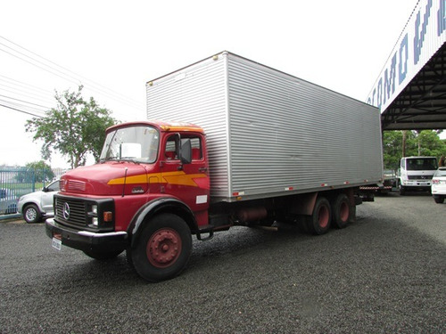 mercedes-benz mb 1118 - 6x2