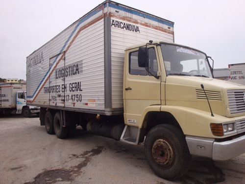 mercedes-benz mb 1214 1990