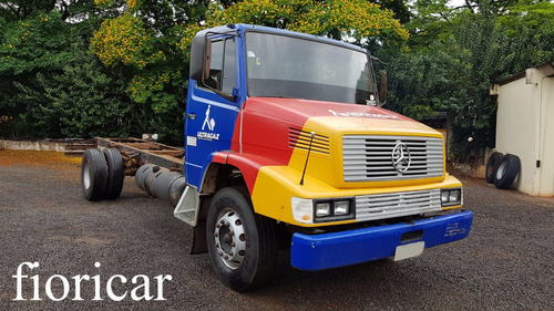 mercedes-benz mb 1218 1991/91 toco