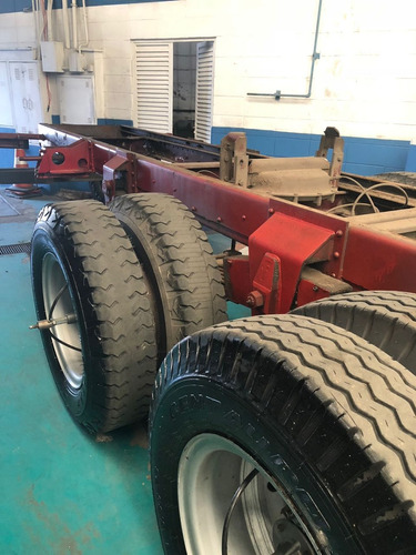 mercedes benz mb 1218 1995 chassis