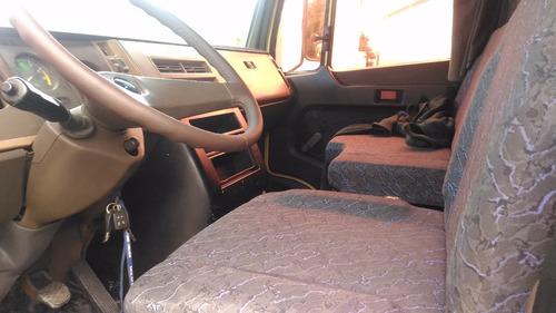 mercedes-benz mb 1218 - carroceria - 6x2 1990