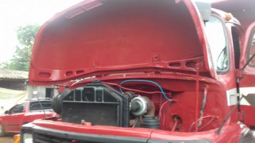 mercedes-benz mb 1313, remodelado para 1975