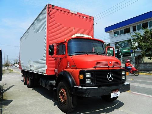 mercedes-benz mb 1318 1987 truck,  bau, 6x2