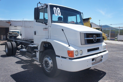 mercedes-benz mb 1318- 2008