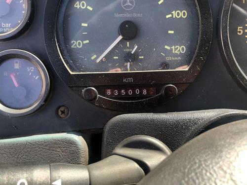 mercedes benz mb 1318 4x2  2003 carroceria
