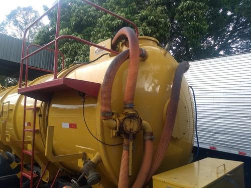 mercedes-benz mb 1418 tanque vácuo