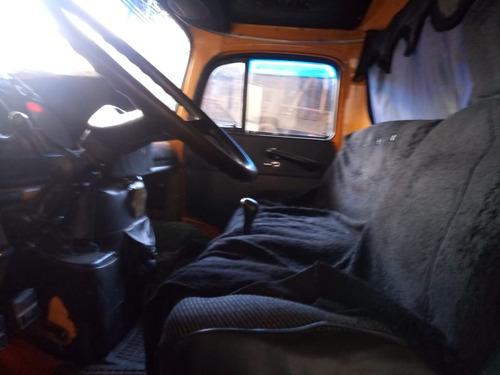 mercedes-benz mb 1513, unico dono, carroceria de madeira