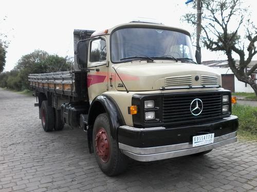 mercedes-benz mb 1514 super inteiro rossatto caminhões