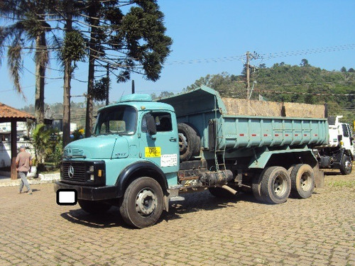 mercedes-benz mb 1517 truck basculante