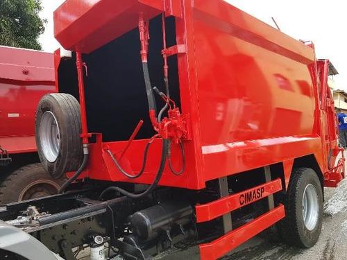 mercedes-benz mb 1518 coletor de lixo cimasp