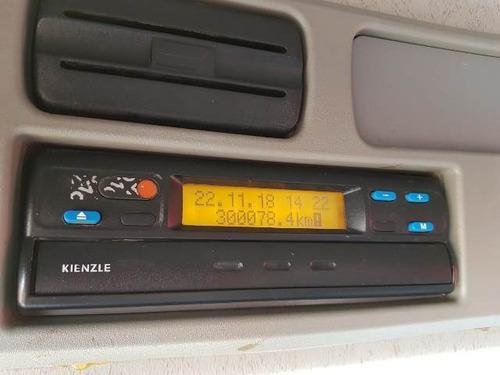 mercedes-benz mb 1518  compactador de lixo atego