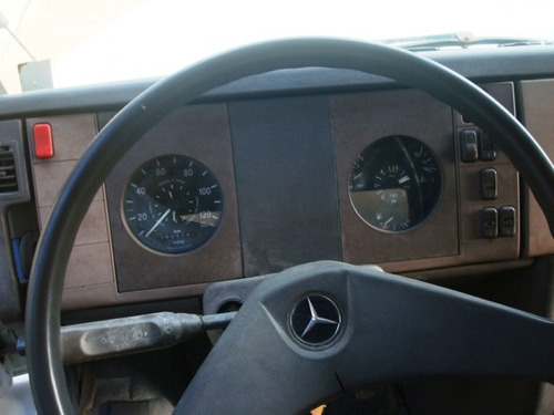 mercedes-benz mb 1614 1990 toco chassi