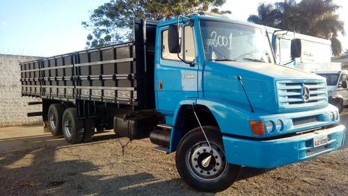 mercedes-benz mb 1620 2001 truck/graneleiro