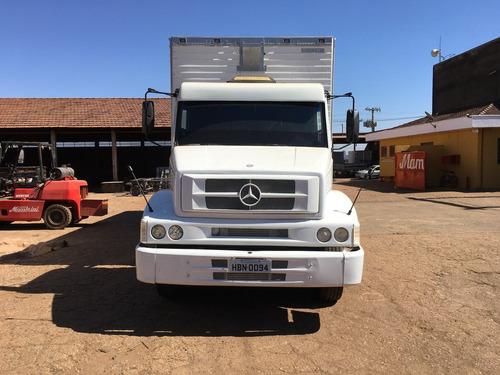 mercedes-benz mb 1620 2004 bau 6x2 truck 6 marchas