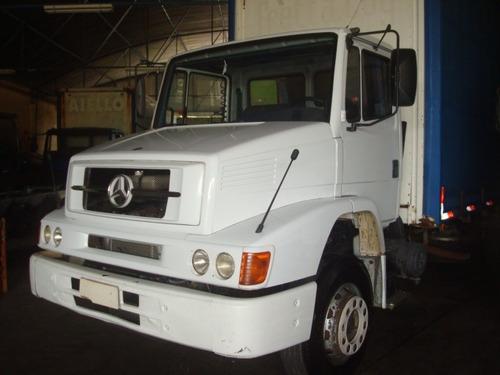 mercedes-benz mb 1620 2005 truck chassi