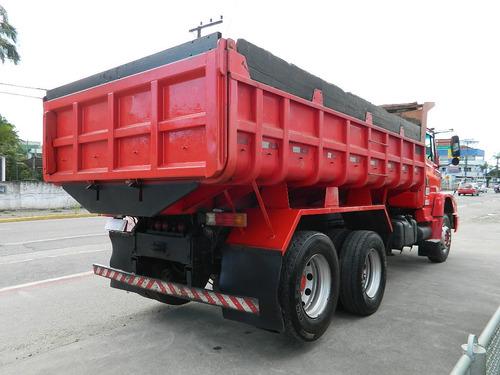 mercedes-benz mb 1620 2009 , basculante , 6x2