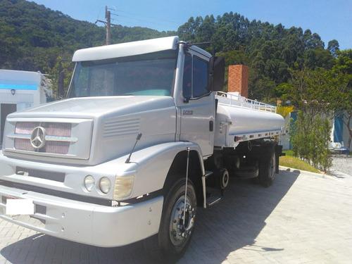 mercedes-benz mb 1620 - caminhão tanque pipa