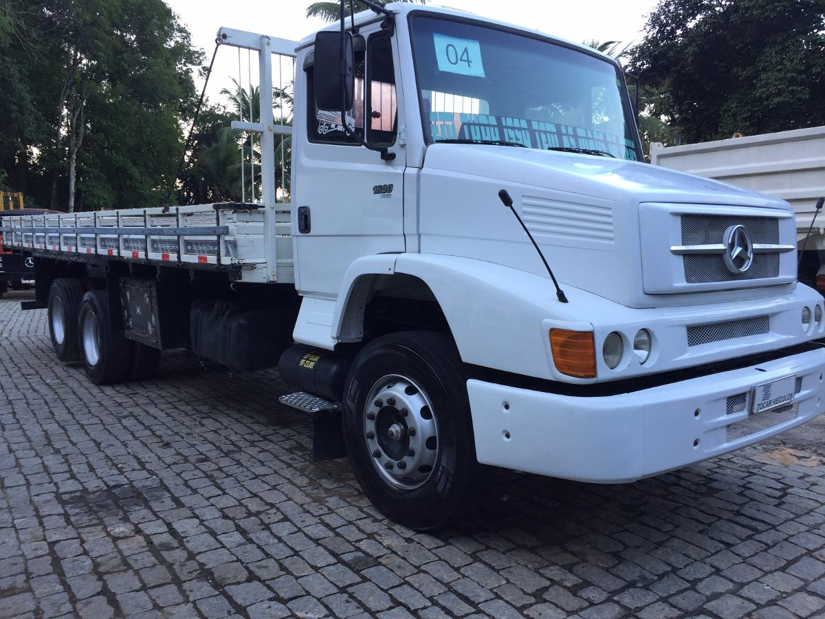 Mercedes-benz Mb 1620 Carroceria - R$ 100.000 em Mercado Libre