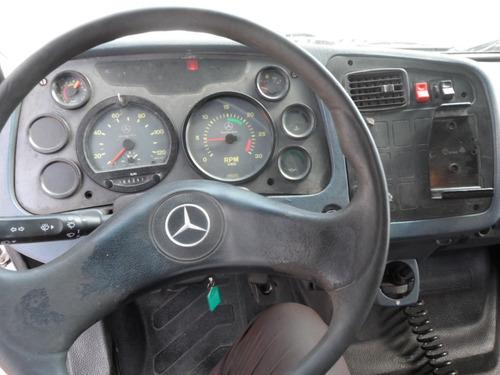 mercedes-benz mb 1620 l 6x2 no chassi 2006/2006