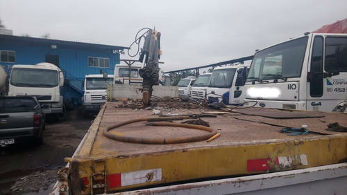 mercedes-benz mb 1620 munck madal 25 ton carroceria 2000