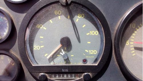 mercedes-benz mb 1620 trucada com baú de aluminio