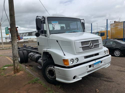 mercedes benz mb 1620 truck 6x2 98 no chassi = vw cargo ford