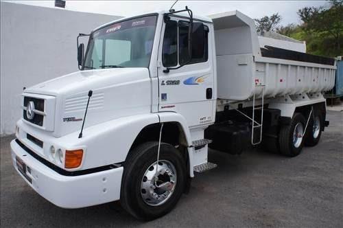 mercedes-benz mb 1620 truck cacamba ano 2011