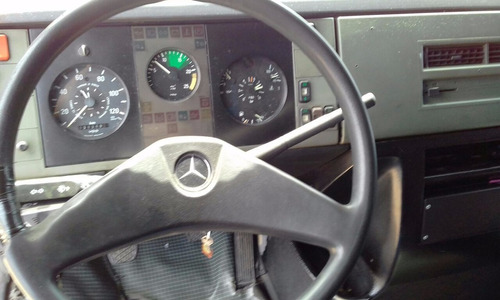 mercedes-benz mb 1630 1996  4x2